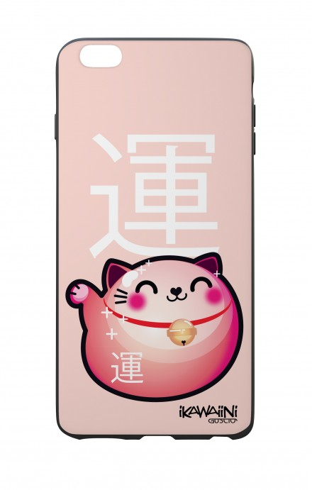 Apple iPhone 6 WHT Two-Component Cover - Japanese Fortune cat Kawaii
