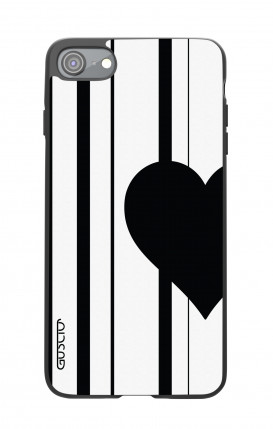 Cover Huawei P30 Lite - Satin White Ribbon