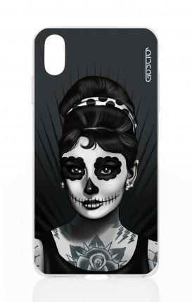 Cover Apple iPhone XS MAX - Audrey Calavera