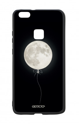 Cover Bicomponente Huawei P10Lite - Palloncino lunare