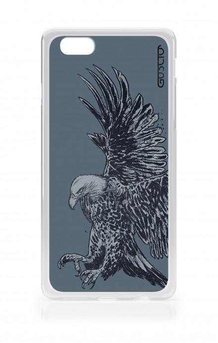 Cover Apple iPhone 7/8 Plus TPU - Blue Eagle