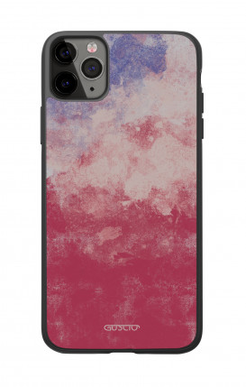 Cover Bicomponente Huawei P Smart 2019 - Orsacchiotto Killer bianco