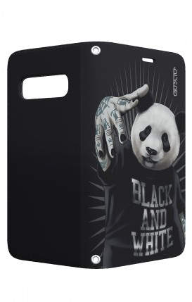Cover STAND Samsung S10 - Panda rap