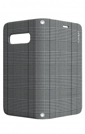 Case STAND VStyle Samsung S10 - Glen plaid