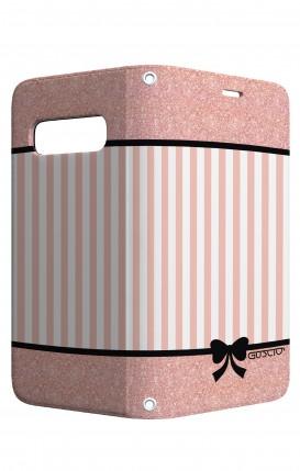 Cover STAND Samsung S10 - Rosa romantico