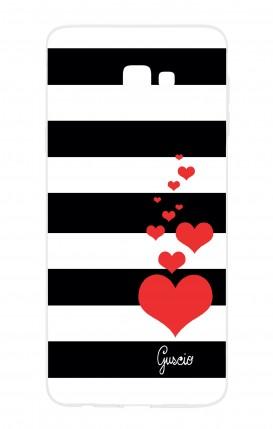 Cover Samsung Galaxy J4 Plus - Loving Stripes