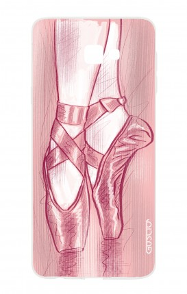Case Samsung Galaxy J4 PLUS - Ballet Slippers