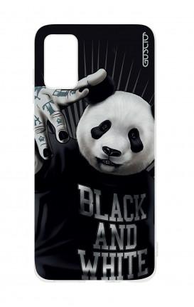 Cover TPU Samsung Galaxy A41 - Panda rap