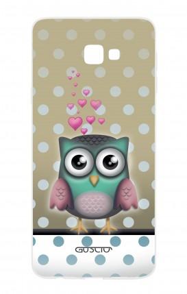 Case Samsung Galaxy J4 PLUS - Polka Dot Owl