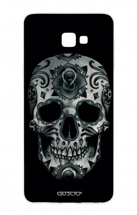 Case Samsung Galaxy J4 PLUS - Dark Calavera Skull