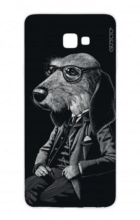 Cover Samsung Galaxy J4 Plus - Cane elegante
