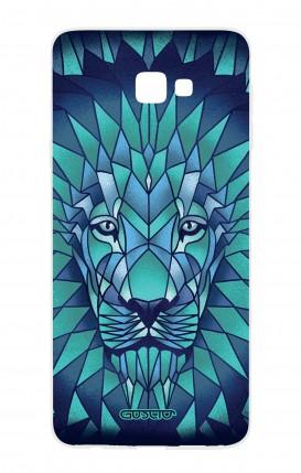 Cover Samsung Galaxy J4 Plus - leone prismatico