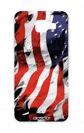 Cover Samsung A5 (2017) - Bandiera americana
