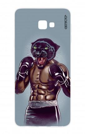 Cover Samsung Galaxy J4 Plus - Pugile Pantera