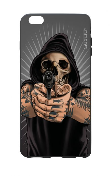 Apple iPhone 6 PLUS WHT Two-Component Cover - Life is a Great Trip