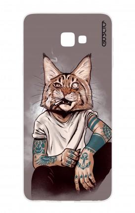 Cover Samsung Galaxy J4 Plus - Lince Tattoo