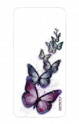 Case Samsung Galaxy J4 PLUS - Butterflies