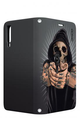 Cover STAND Samsung A7 2018 - Mani in alto