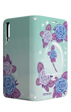 Case STAND VStyle Samsung A7 2018 - Enchanting Rose