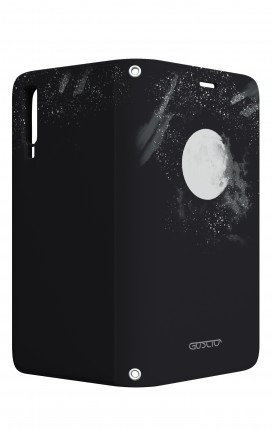 Case STAND VStyle Samsung A7 2018 - Moon