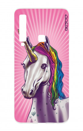 Cover TPU Samsung Galaxy A9 - Unicorno