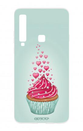 Cover Samsung A9 - Cupcake in Love