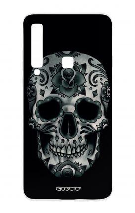 Cover TPU Samsung Galaxy A9 - Dark Calavera Skull
