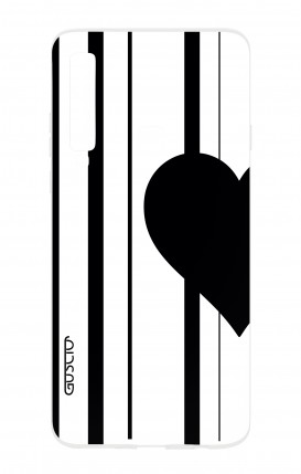 Cover Samsung A9 - Half Heart