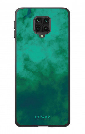 Cover Bicomponente Xiaomi Redmi Note 9s/9 PRO - Emerald Cloud