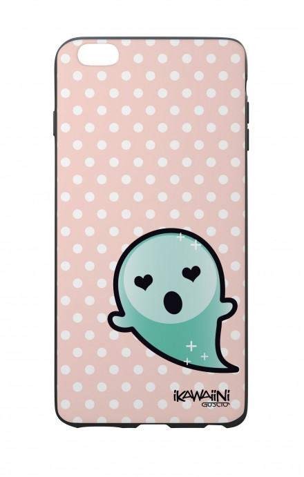 Apple iPhone 6 WHT Two-Component Cover - Ghost Kawaii