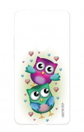 Case HUAWEI Mate 20 - New Double Owl