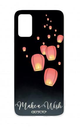 Cover TPU Samsung Galaxy A41 - Lanterne dei desideri