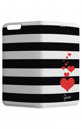 Cover STAND HUAWEI P10 - Loving Stripes