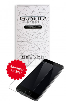 Tempered Glass Samsung A3 2017  - Neutro