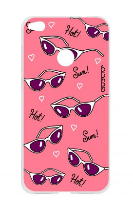 Cover HUAWEI P8 Lite (2017) - Sunglasses Pattern