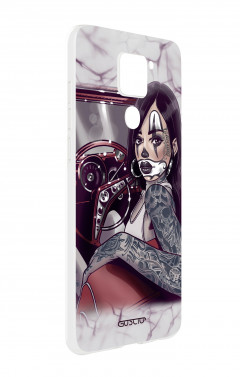 Cover Samsung Galaxy Note 3 - Pin Up true love