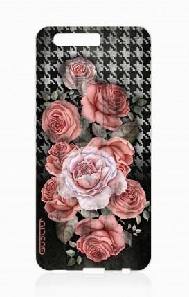 Cover HUAWEI P10 - Bouquet di rose