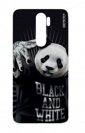 Cover Apple iPhone 6/6s plus - Zebre bianconere