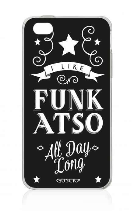 Cover Apple iPhone 4/4S - Funk Atso