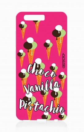 Cover HUAWEI P10 - Choco Vanilla Pistachio