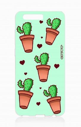 Cover HUAWEI P10 - Cactus Pattern