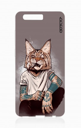 Cover HUAWEI P10 - Lince Tattoo