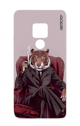 Case HUAWEI Mate 20 - Elegant Tiger