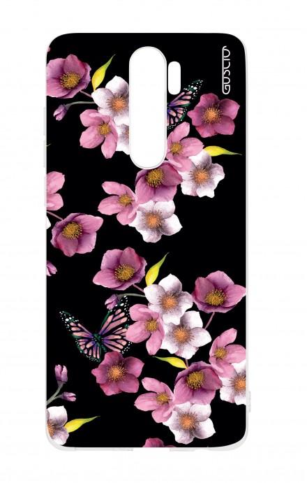 Cover Samsung Galaxy S4 Mini GT i9190 - PINK Audrey Tattoo