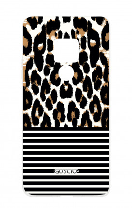 Case HUAWEI Mate 20 - Animalier & Stripes