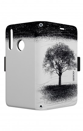 Case STAND VStyle EARS Huawei P30 Lite - INK Tree
