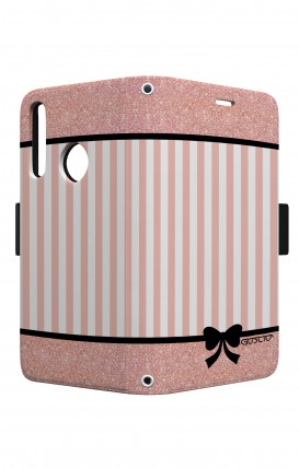 Case STAND VStyle EARS Huawei P30 Lite - Romantic pink