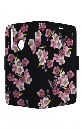 Case STAND VStyle EARS Huawei P30 Lite - Cherry Blossom