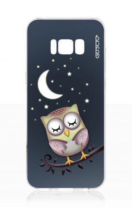 Cover Samsung S8 - Owl in The Night