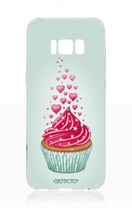Cover TPU Samsung S8 - Dolcetto innamorato